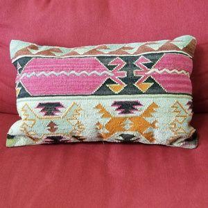 Pottery Barn Aztec Navajo Accent Pillow